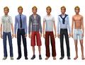 Malcolm Landgraab ts4 wardrobe
