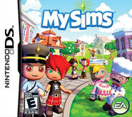 Mysims cover nds