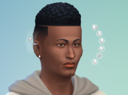 TS4 Patch 105 hair update 3