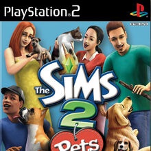 The Sims 2 Pets Console The Sims Wiki Fandom