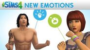 The Sims 4 New Emotions Official Gameplay Trailer