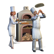 The Woodfire Oven Render