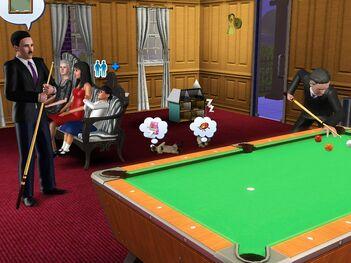 Familia Lápida (Sims 1)