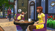 The Sims 4 My First Pet Stuff Screenshot 01