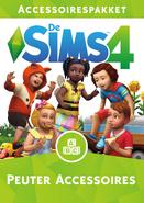 De Sims 4 Peuter Accessoires Cover