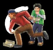 Les Sims 3 Générations Render 2