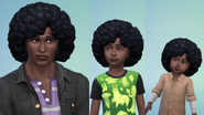 TS4 Patch 112 hair 2