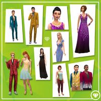 Les Sims 4 Soirées de Luxe Contenu 2