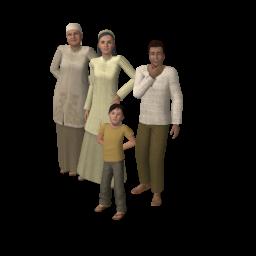 Moussa family