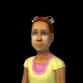Susan Richest as a child