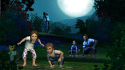 TS3 supernatural werewolf family