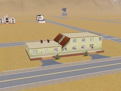 Gimnasio de la calle 51 versión de Luis Simspedia