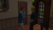 Jared tells James that he's dating