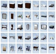 Sims 4 Interiorismo Objetos 1