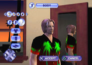 The Sims Bustin' Out Screenshot 05