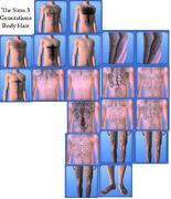Generations-Body hair-All