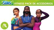 Los Sims 4 Fitness Pack de Accesorios tráiler oficial