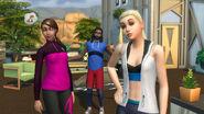The Sims 4 Fitness Stuff Screenshot 05