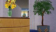 Inside Hospital - The Sims 3