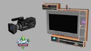 Les Sims 3 Accès VIP Concept art 6
