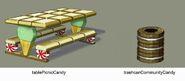 Les Sims 3 Katy Perry Délices Sucrés Concept art 3