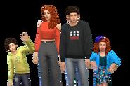 Lincoln croft family 7