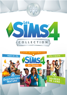 Les Sims 4 Collection 4