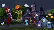 Sims 4 Escalofriante 1