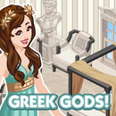 Sims Social - Promo Picture - Greek Gods Week