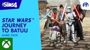 The Sims™ 4 Star Wars™ Journey to Batuu Official Reveal Trailer