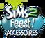 De Sims 2 Feest! Accessoires Logo.png