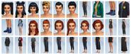Sims4 Dias de Universidad CAS1