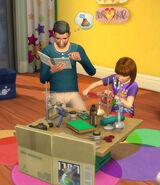Sims4 Papas y Mamas 5