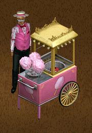 Cort, el hombre caramelo