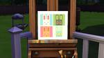 Freezer Bunny TS4 painting 1