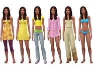 Zoe Patel wardrobe