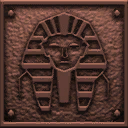 Plaque - Mummy's Curse