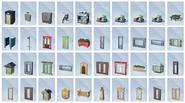 Sims4 Dias de Universidad Objetos1