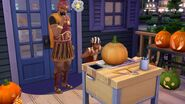 Sims 4 Escalofriante 4