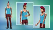 The Sims 4 CAS Screenshot 11