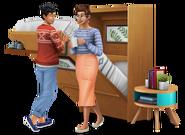 Sims 4 Minicasas Render3