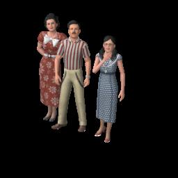 Семья Пикард