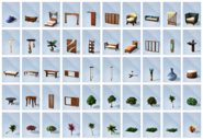Sims4 Vida Isleña Objetos1