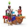 The Sims 4 Jungle Adventure Render 05