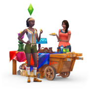 The Sims 4 Jungle Adventure Render 05