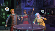 The Sims 4 Realm of Magic Screenshot 02