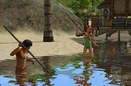 The Sims Castaway Stories Screenshot 02