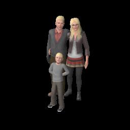 Семья Ингберг