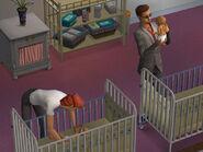 Nacimiendo de Mina y Nina