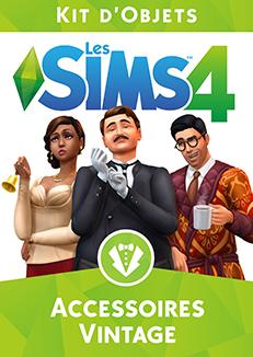 Les Sims 4: Accessoires Vintage